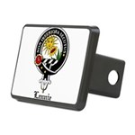 Lennie Clan Crest Badge Rectangular Hitch Cover