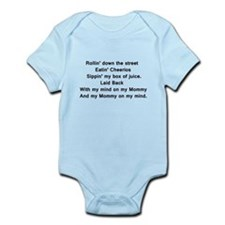Mind on my Mommy Body Suit
