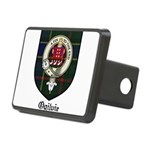 Ogilvie Clan Crest Tartan Rectangular Hitch Cover