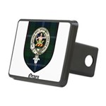 Orpen Clan Crest Tartan Rectangular Hitch Cover