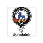 Randolph.jpg Square Sticker 3