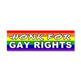 Honk For Gay Rights