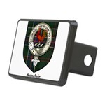 Sinclair Clan Crest Tartan Rectangular Hitch Cover