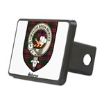 Skene Clan Crest Tartan Rectangular Hitch Cover