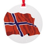 NORWAY-wavy.jpg Ornament