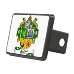 MacNeil Family Crest Rectangular Hitch Cover
