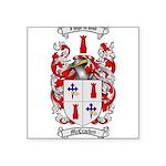 McCracken Family Crest Square Sticker 3