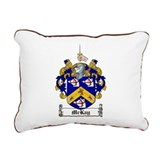 McKay Family Crest Rectangular Canvas Pillow
