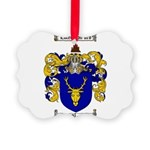 McKenzie Family Crest Picture Ornament