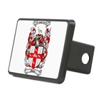 Nolan Family Crest Rectangular Hitch Cover