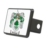O'Connor Family Crest Rectangular Hitch Cover