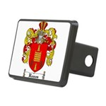 Ramos Family Crest Rectangular Hitch Cover