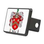 Reeves Family Crest Rectangular Hitch Cover