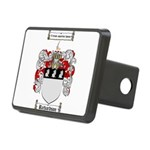 Richardson Coat of Arms Rectangular Hitch Cover