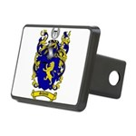 Schmidt Coat of Arms Rectangular Hitch Cover