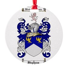 Stephens Coat of Arms Ornament