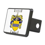 Stewart Coat of Arms Rectangular Hitch Cover