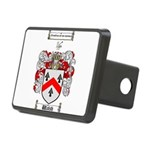 Walsh Coat of Arms Rectangular Hitch Cover