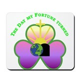 Charmed Fortune Mousepad