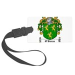 O'Horan Coat of Arms Large Luggage Tag
