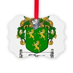 O'Horan Coat of Arms Picture Ornament
