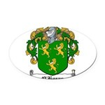 O'Horan Coat of Arms Oval Car Magnet