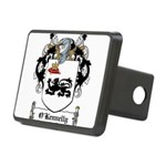 O'Kennelly Coat of Arms Rectangular Hitch Cover