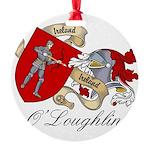 OLoughlin.jpg Round Ornament