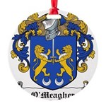 OMeagher (Tipperary)-Irish-9.jpg Round Ornament