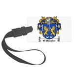 OMeagher (Tipperary)-Irish-9.jpg Large Luggage Tag