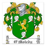 OMoledy-Irish-9.jpg Square Car Magnet 3