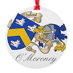 OMoroney.jpg Round Ornament
