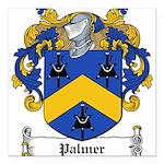 Palmer (Kings Co.jpg Square Car Magnet 3