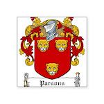 Parsons (1682)-Irish-9.jpg Square Sticker 3