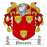 Parsons (1682)-Irish-9.jpg Square Car Magnet 3