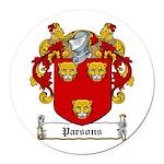 Parsons (1682)-Irish-9.jpg Round Car Magnet