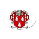 Porter (Meath-1622)-Irish-9.jpg Oval Car Magnet