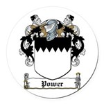 Power-Irish-9.jpg Round Car Magnet