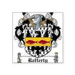 Rafferty-Irish-9.jpg Square Sticker 3