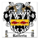 Rafferty-Irish-9.jpg Square Car Magnet 3