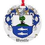 Woulfe-Irish-9.jpg Round Ornament