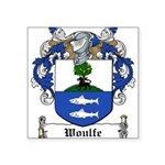Woulfe-Irish-9.jpg Square Sticker 3