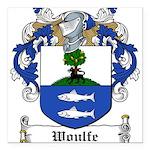 Woulfe-Irish-9.jpg Square Car Magnet 3