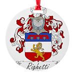 Ridolfi_Italian.jpg Round Ornament