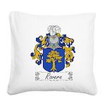 Rovere_Italian.jpg Square Canvas Pillow