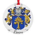 Rovere_Italian.jpg Round Ornament