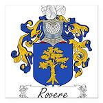 Rovere_Italian.jpg Square Car Magnet 3