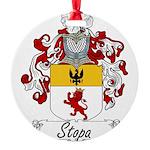 Stopa_Italian.jpg Round Ornament