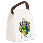 Tofani Family Crest Canvas Lunch Bag