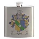 Tofani Family Crest Flask